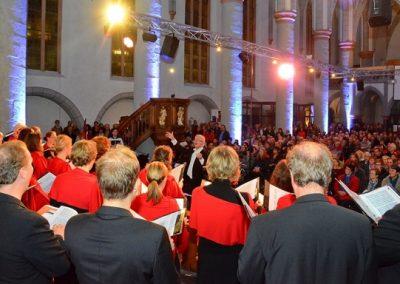 Carmina Mundi bei der Nacht der offenen Kirchen in Aachen am 24.10.14. (Foto: Andreas Herrmann)