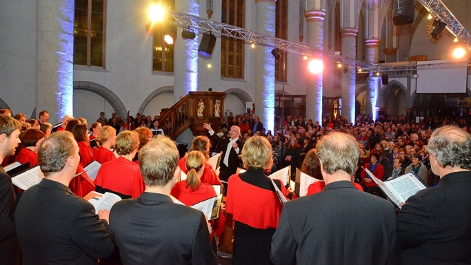 Kirchennacht 2014