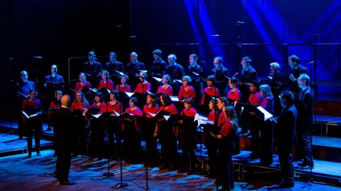 Die Klangphilosophie des Chors Carmina Mundi aus Aachen