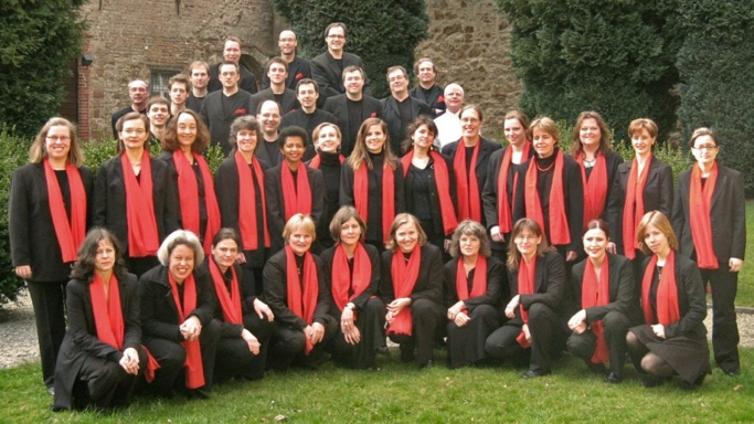 Der Aachener Chor Carmina Mundi
