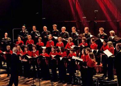 "Carmina in Umeo - Schweden 2014, Umeå International Choir Festival ""A Choral Midsummer Light's Dream"""