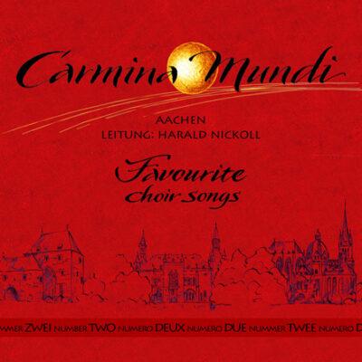 Konzert-Mitschnitte mit Werken von Brahms, Britten, Pärt, Rautavaara, Whitacre