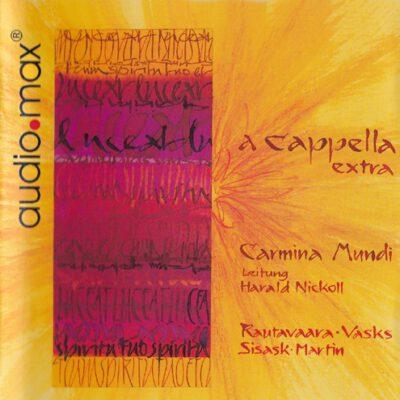 A Capella Chormusik von Carmina Mundi