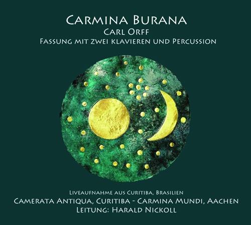 Carmina Burana Konzert-Mitschnitte aus Curitiba, Brasilien