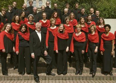 Der Aachener Chor Carmina Mundi 2010
