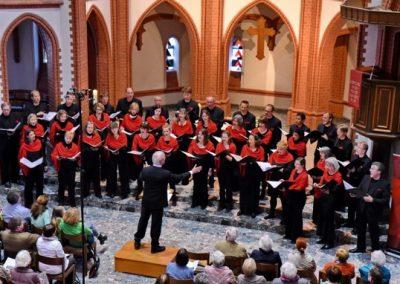 Konzert Carmina Mundi in Eschweiler 2014