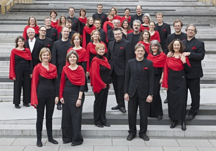 Pressefoto für den Aachener Chor Carmina Mundi 2014