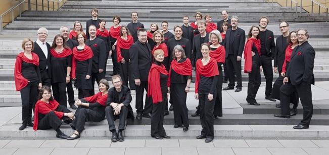 Pressefoto für den Kammerchor Carmina Mundi aus Aachen
