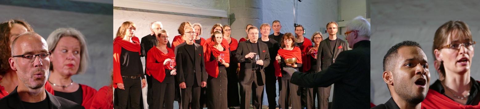 Pressefoto für Carmina Mundi Chor aus Aachen