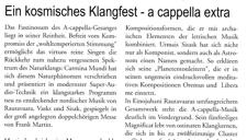 2005-06_class aktuell Kosmisches Klangfest Carmina
