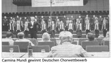 2006-06-01_Aachener Zeitung_Chorwettbewerb Gewinner Carmina