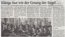 2009-03-22_Aachener Nachrichten Kloster Wenau Carmina
