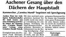 2009-12-20_Super Sonntag_Auftritt in Berlin Carmina