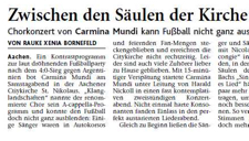 2010-07-03_Aachener Zeitung_Konzertkritik_Klangmeer Carmina