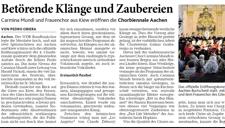 2015_06_02_Aachener Nachrichten Eröffnung Chorbiennale Carmina