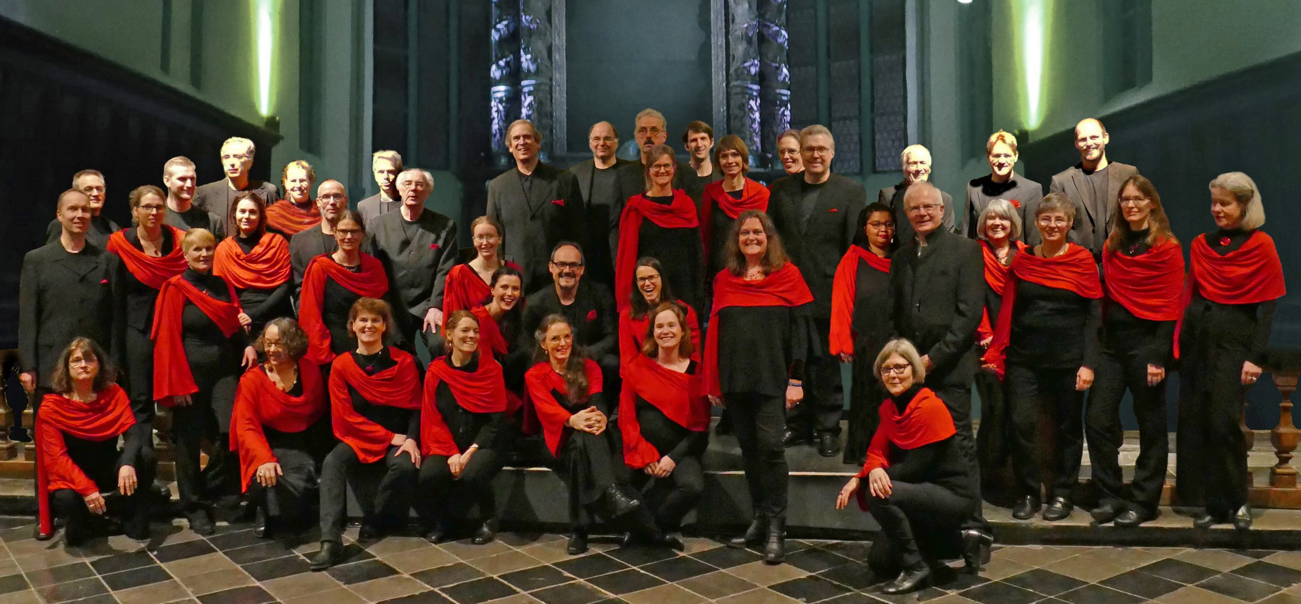 Der Aachener Kammerchor Carmina Mundi